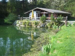 Teichhütte